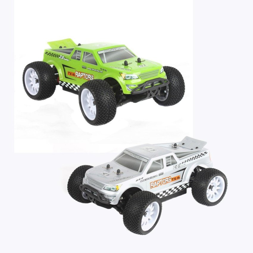 Original ZD Racing 9056 RC Car 1/16 Scale Electric 4WD Brushed Truck (Intl)