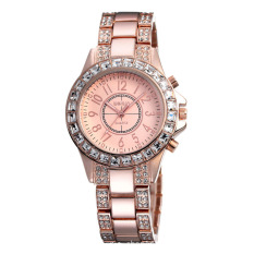 Oxoqo Counter Genuine Luxury Diamond Lady Qin Wei Quartz Bracelet Watch Manufacturers Selling Hot Explosion Models W4334