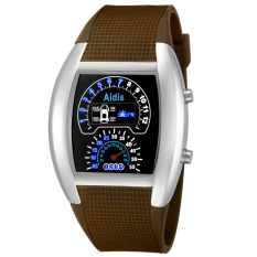 Oxoqo Eddie Is Waterproof Watch The Men's Fashion Creative Personality LED Students Electronic Watch Men's Lovers