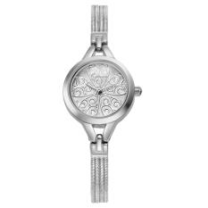 Oxoqo Genuine KIMIO Quartz Watch Korean Fashion Trend Of Refined Beauty Hot Table KW532S (Silver)