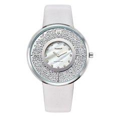 Oxoqo The New Nuodun Luxury Watches Ladies Fashion Watch Quartz Watch Strap Drill Waterproof Watch Wholesale 1978L