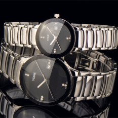 Oxoqo YOME Watch Lovers Watch Authentic Ladies Watch Korean Fashion Lovers Watch Korean Couple Fine Strip Fashion Watch (Couple Watch)