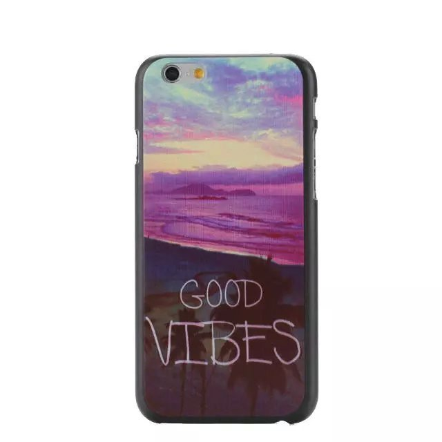 Painting Case for iPhone 6 Plus (Multicolor)