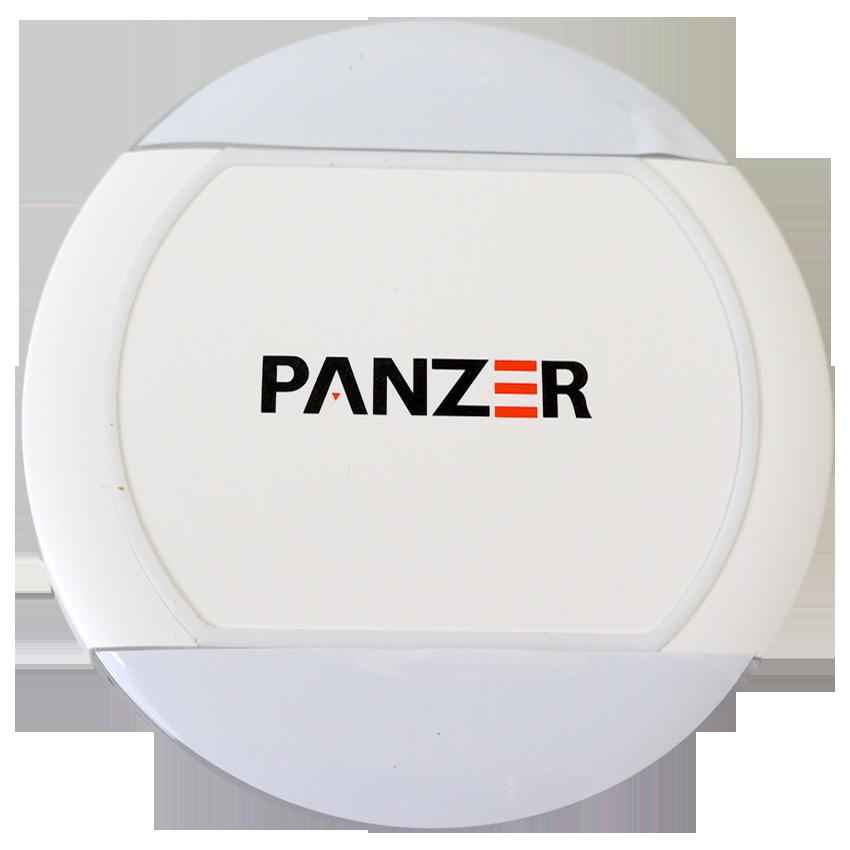 Panzer Qi Wireless Charger Putih