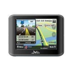 """Papago WayWay Q3033 GPS Navigator - 3.5"""""""