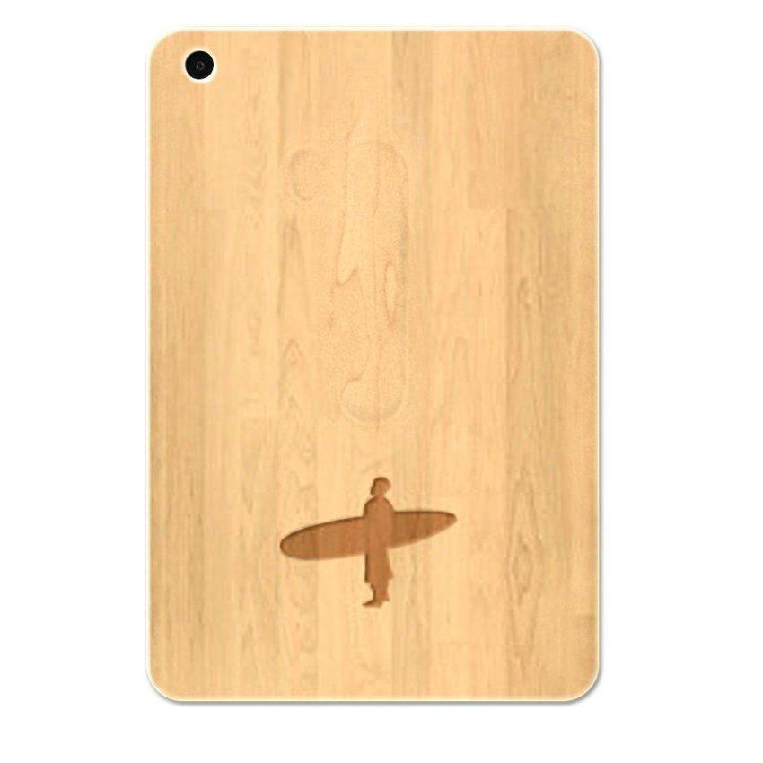 PC Plastic Case for Apple ipad mini 1/2/3 Burly Wood