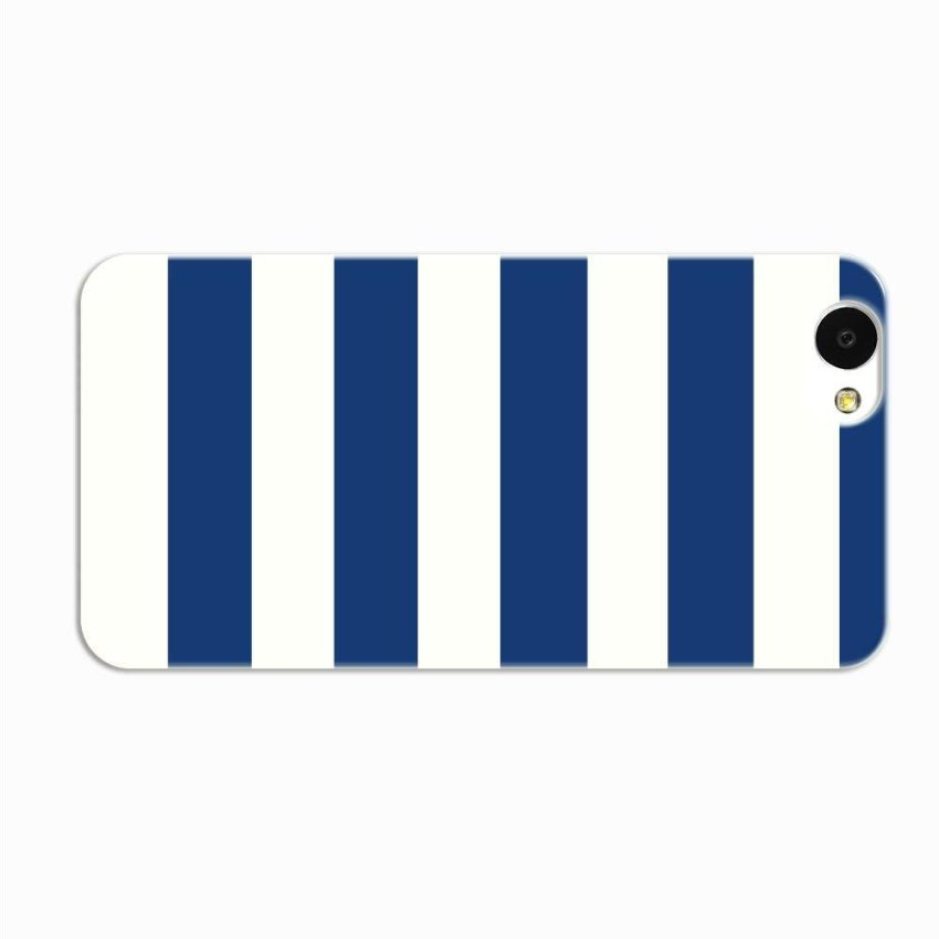 PC Plastic Case for Huawei Glory Play 4X navy and white