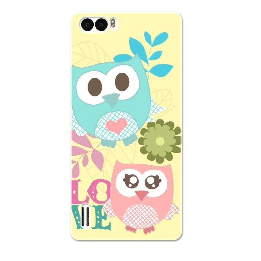 PC Plastic Case for Huawei Honor 6 Plus multicolor