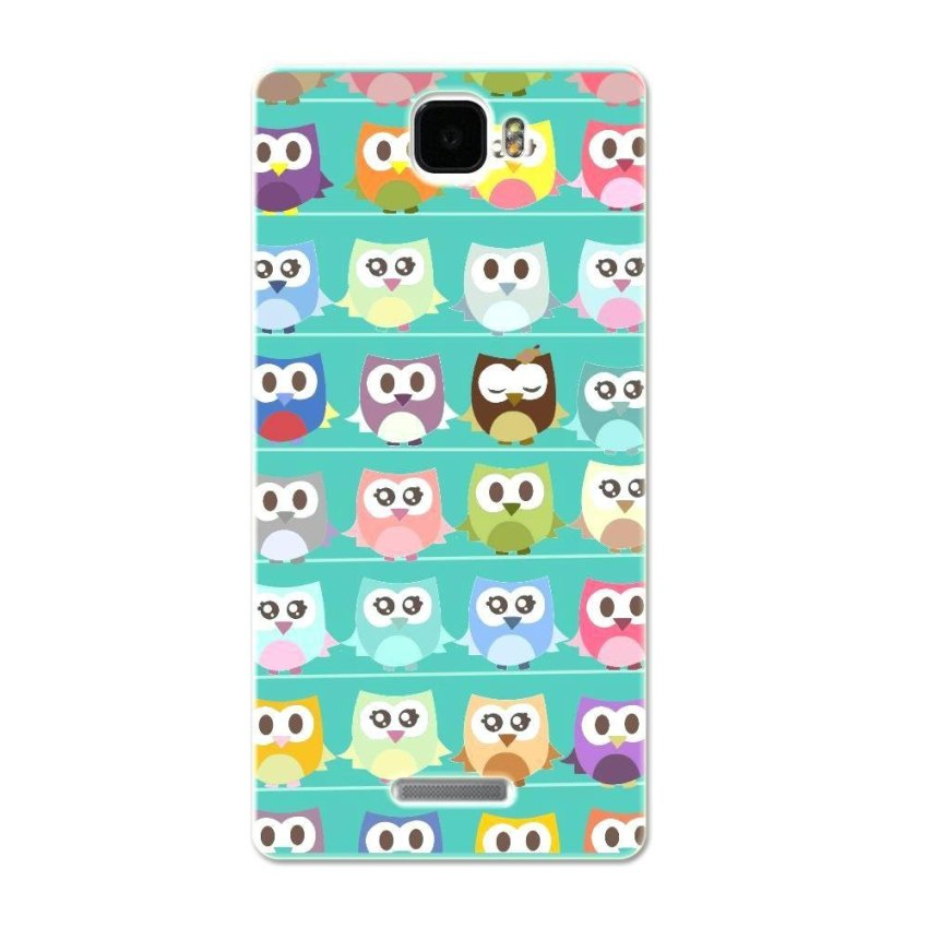 PC Plastic Case for Lenovo S856 multicolor