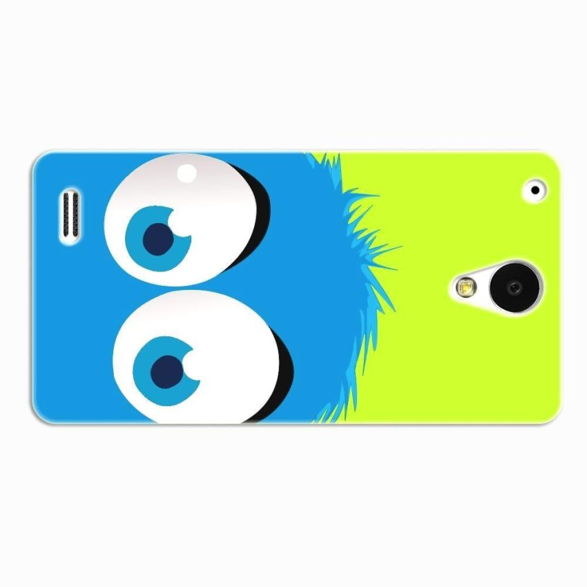 PC Plastic Case for Lenovo S890 green and blue
