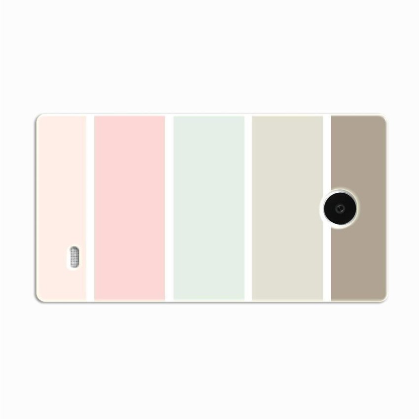 PC Plastic Case for Nokia X multicolor