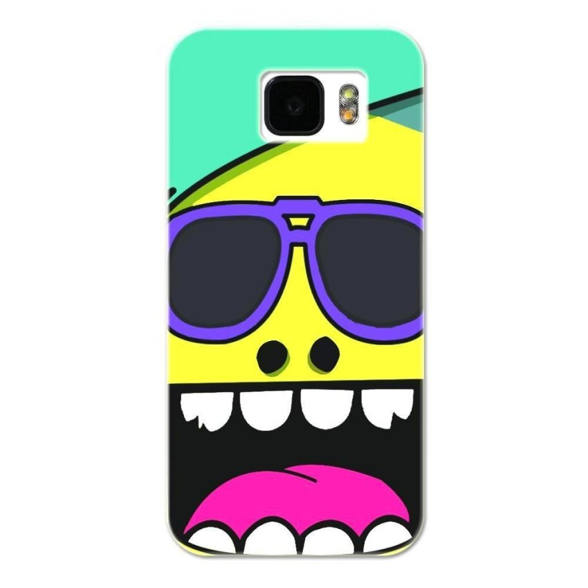 PC Plastic Case for Samsung S6 yellow