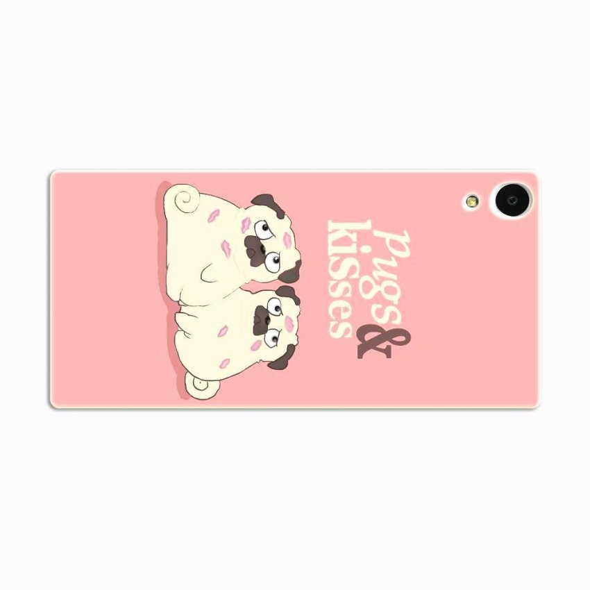 PC Plastic Case for Sony Xperia Z1 L39h pink