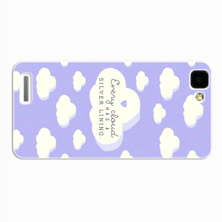 PC Plastic Case for vivo Y27 lilac