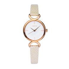 Perfect Aili 000 Everyone Trend Of Korean Simple Meniscus Dial Dial Watch Lady Quartz Watch Waterproof Belt