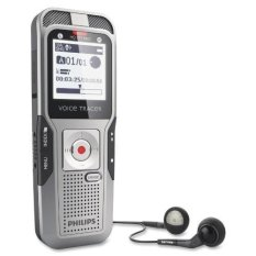 Philips DVT300.2GB Professional PCM Faultless Voice Recorder Mp3 Player (Grey)