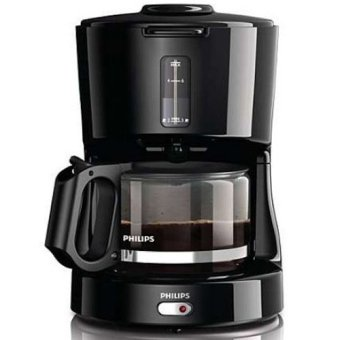 Philips Coffee Maker Hd7450 How To Use : PHILIPS HD7450 Coffee Maker Compact Design 6 Cup (Black ...
