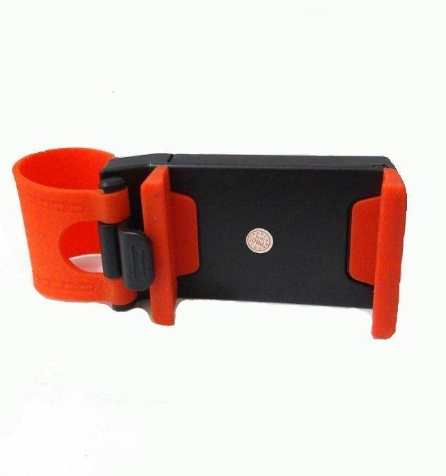 Phone Holder - Car Steer Wheel Holder Socket