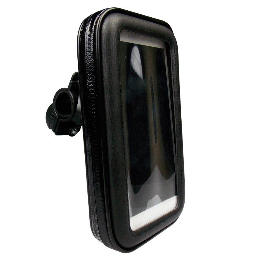 Phone Holder Motor MTO 5.0 inch - Hitam