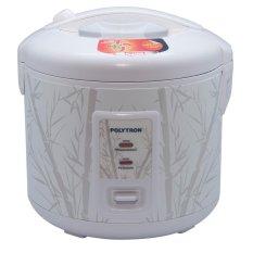 Polytron Tiara 3D PRC 1808W Rice Cooker - 1.8 L - Putih