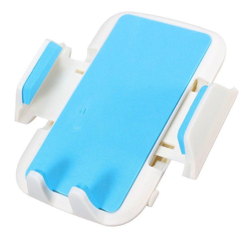 Porta Cellulare Supporto Da Auto CD Slot Staffa Holder Per Smartphone GPS MP3 White/Blue (Intl)