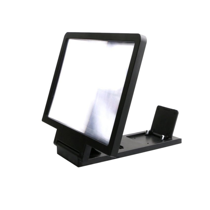 Portable 3D Enlarged Screen Mobile Phone Folding HD Amplifier Bracket (Intl)