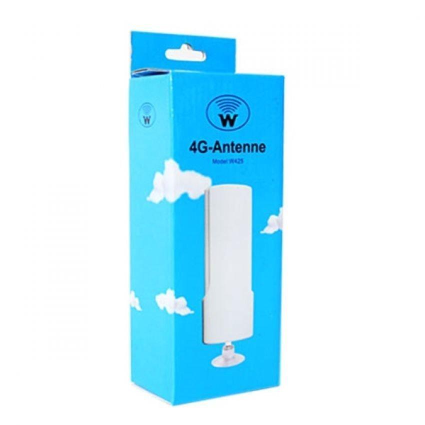 Portable Antena 25dBi Modem Huawei EC531 High Gain 3G 4G LTE FDD TDD W-Max 425 Maximal