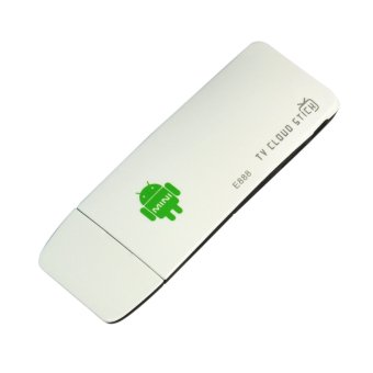 Portable Mini Android 4.4 HDMI TV Dongle Amlogic S805 Quad Core 1.5GHz 2G / 8G XBMC H.265 Miracast DLNA Bluetooth 4.0 WiFi OTG Mini PC