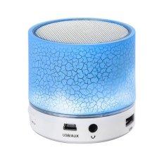 Portable Mini Bluetooth Speaker TF USB FM Wireless Music Sound Box Subwoofer Loudspeakers Microphone .
