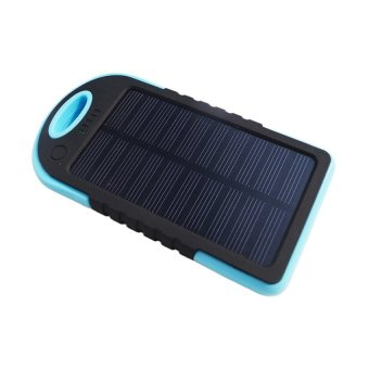 Power Bank Solar 10000 MAh Tenaga Surya