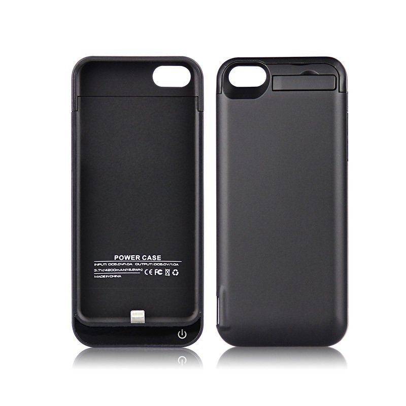 Power Case Battery 4200mAh for Iphone 5/5S/5C - Hitam