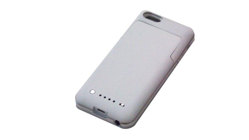 Power Case Battery Case iPhone SE / 5S / 5 - 2500 mah - Putih