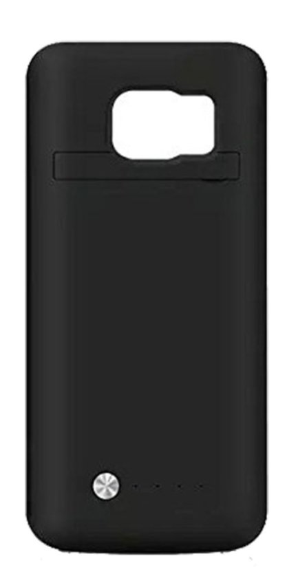 Power Case Battery Samsung S6 / Edge 4200 Mah - Hitam