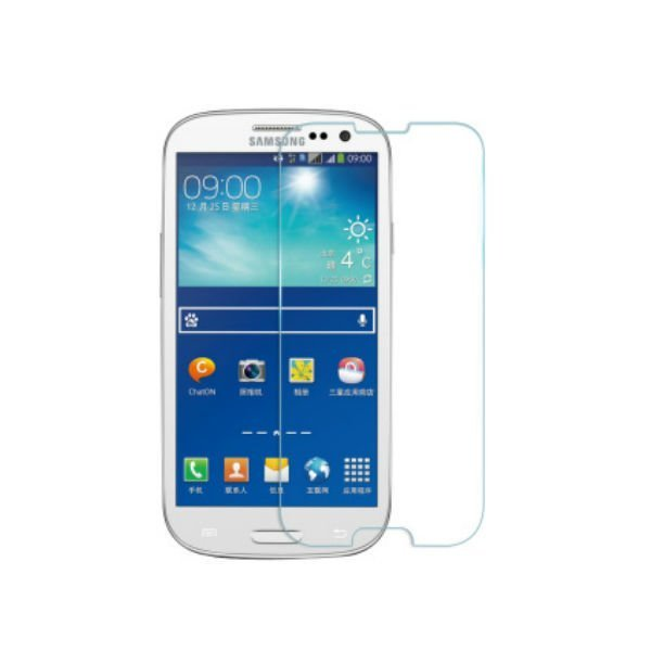Premium Real Tempered Glass Screen Protector Film for Samsung Galaxy S3 i9300 (Intl)