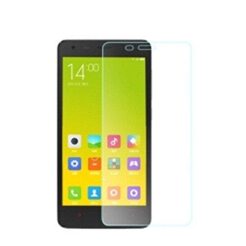 Premium Tempered Glass for Xiaomi Redmi 2 Anti-scratch 9H Explosionproof 0.25D Arc Edge Screen Protector Film for Redmi2 Hongmi2(Intl)
