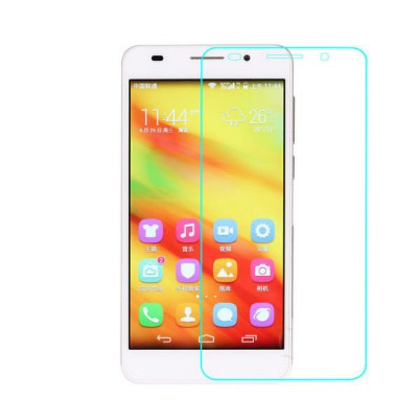 Premium Tempered Glass Anti-scratch 9H Explosion-proof 0.25D Arc Edge Screen Protector Film for Huawei Honor 6 (Intl)