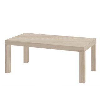 Prissilia next coffee table white oak lazada indonesia for Next home coffee table