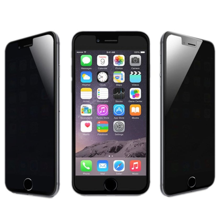 Privacy Anti-spy Screen Protector Guard Shield Film for iPhone 6 Plus 5.5 Inch