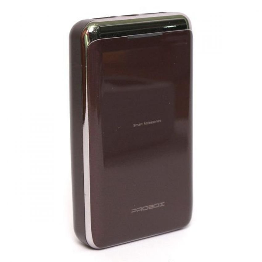 Probox HE1-78U2 MyPower Power Bank 7800 mAh - Cokelat
