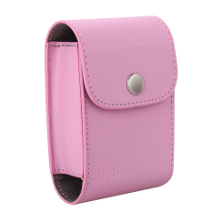 PU Collecting Films Case LENS Bag For Instax Mini 7.8 9.25 (Pink) (Intl)