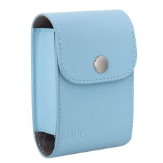 PU Films LENS Collecting Case Bag For Instax Mini 7.8 9.25 (Blue)