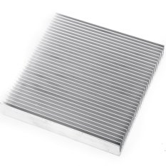 Pure Aluminum Heat Block 90 * 90 * 15MM (Intl)