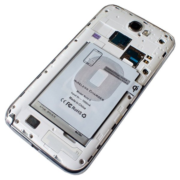 Rapid Wireleess Charging Receiver For Samsung S3