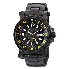 REACTOR Men's 56507 Analog Display Japanese Quartz Black Watch (Intl)