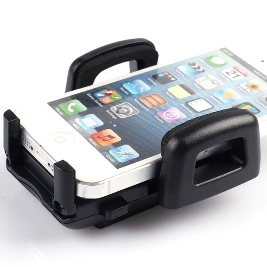 Rearview Mirror Phone Holder
