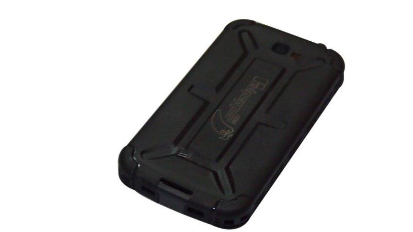 Redpepper Lifeproof Samsung Note 2 - Hitam