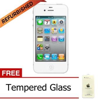 Refurbished Apple iPhone 4 32GB Putih Grade A