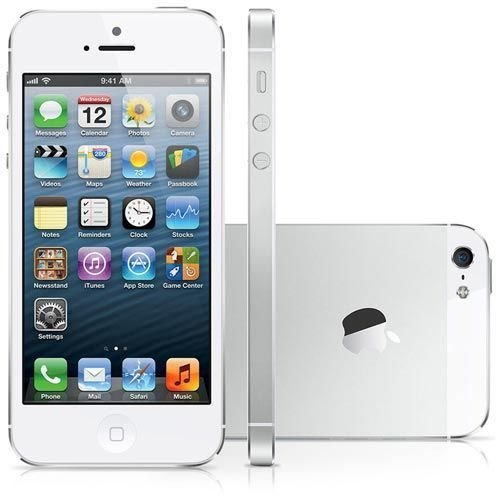 Refurbished Apple iPhone 4s - 16GB - Putih