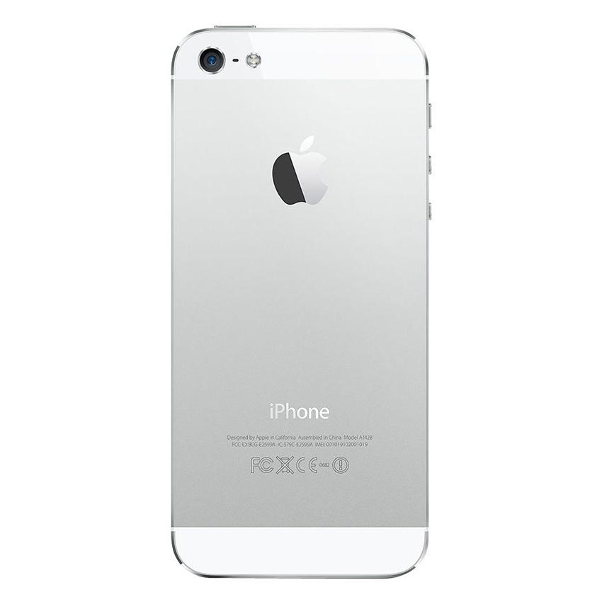 Refurbished Apple iPhone 5 - 16 GB - Putih - Grade A