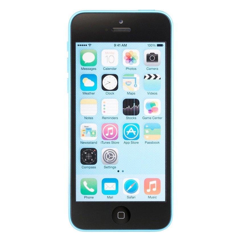 Refurbished Apple iPhone 5C - 32 GB - Biru